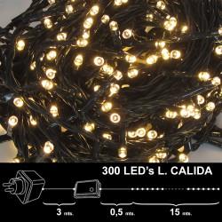Luces Navidad 300 Leds Luz...
