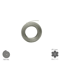 Cable Galvanizado   3  mm....