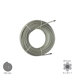 Cable Galvanizado   8 mm....