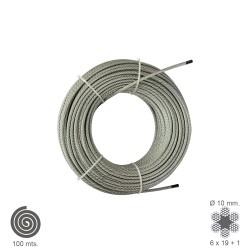 Cable Galvanizado  10 mm....
