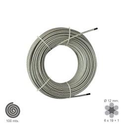 Cable Galvanizado  12 mm....