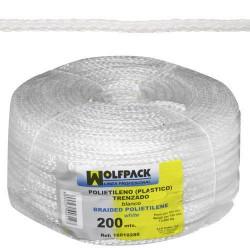 Cuerda Trenzada Plástico...