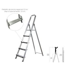 Escalera Aluminio Doméstica...