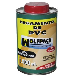Pegamento Pvc  Wolfpack...
