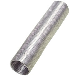 Tubo Aluminio Compacto Gris...